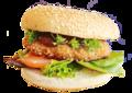 Kipburger - Schotel