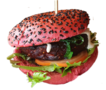 Beetroot Burger Culinair