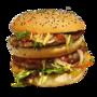 Double USA Burger - Schotel